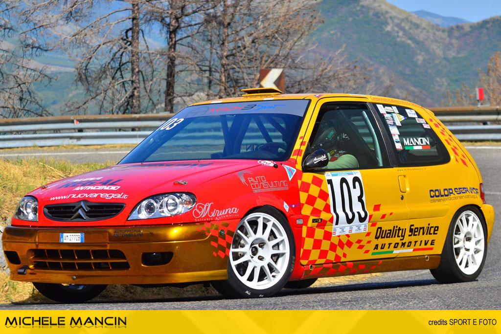 Al Trofeo Scarfiotti Mancin ci riprova